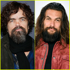'Game of Thrones' Stars Peter Dinklage & Jason Momoa to Reunite in New Movie 'Good Bad & Undead'!