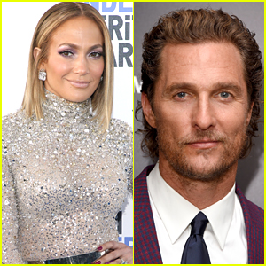 Jennifer Lopez & Matthew McConaughey Reconnect on Twitter Over 'The Wedding Planner'
