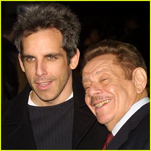 Jerry Stiller Dead - Famed Comedian & Ben Stiller's Dad Passes Away at 92