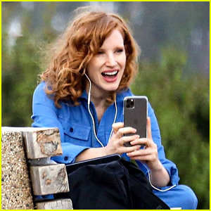 Jessica Chastain Makes Everyone In Her 'Cinderella' Story a Red Head