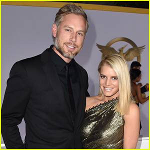Jessica Simpson Celebrates Her 10 Year Anniversary With Husband Eric Johnson