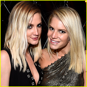 Jessica Simpson 'Couldn't Be Happier' For Sister Ashlee Simpson Ross After Her Pregnancy Announcement