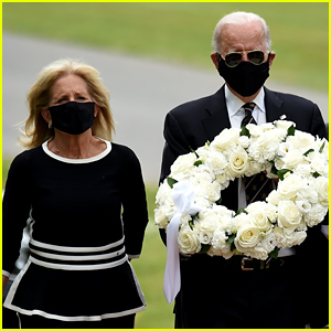 Joe Biden Proudly Wears a Face Mask in First Public Appearance in Two Months