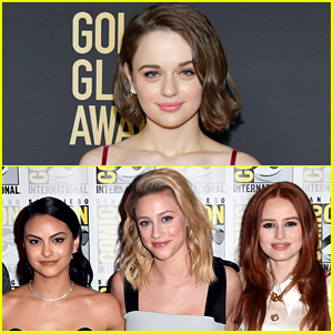 Joey King & 'Riverdale' Ladies Guest Star on 'The Simpsons'