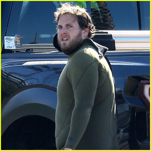 Jonah Hill Slips Into Wetsuit for Morning of Surfing
