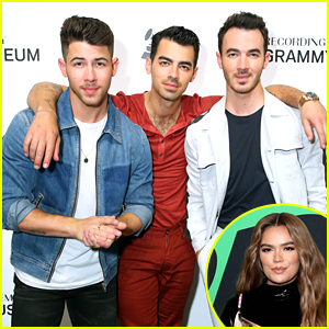 Jonas Brothers Team Up With Karol G For New Single 'X' - Out This Friday!
