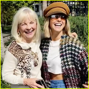 Julianne Hough Surprises Her Mom with New House for Mother's Day - Watch!