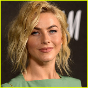 Julianne Hough Reacts to Being Mocked for Holistic Treatment Video