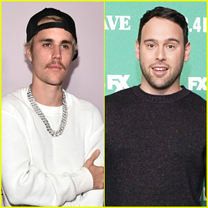 Justin Bieber & Scooter Braun Both React To Tekashi 6ix9ine's Comments About 'Stuck With U'