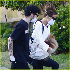 Kate Beckinsale & Boyfriend Goody Grace Step Out Together Amid Quarantine