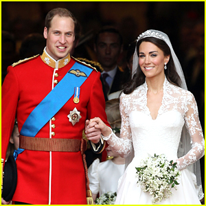 Prince Charles Reveals a Detail About Prince William & Kate Middleton's Wedding We Didn't Know!