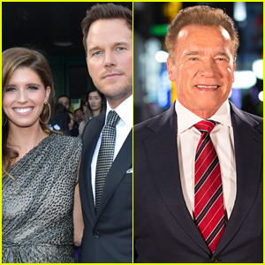 Katherine Schwarzenegger's Dad Arnold Reveals When She's Due to Give Birth!
