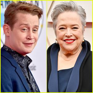 Macaulay Culkin's 'AHS' Character Has 'Crazy, Erotic Sex' with Kathy Bates