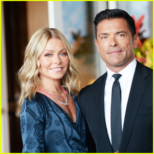 Kelly Ripa & Mark Consuelos Have Been Quarantining in the Caribbean With Their Family!