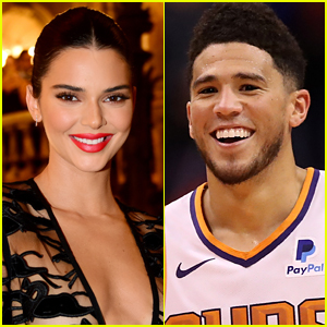 Kendall Jenner Photographed with NBA's Devin Booker Again, This Time at the Airport!