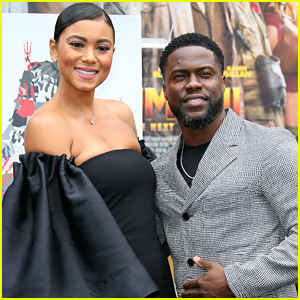 Kevin Hart & Eniko Parrish Reveal The Gender of Baby #2 on Mother's Day