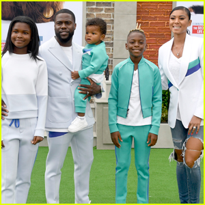 Kevin Hart Says His Family Finds Him 'Annoying' During Their Quarantine