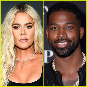 Khloe Kardashian & Tristan Thompson Team Up, Slam Woman's Paternity Claim Against Him