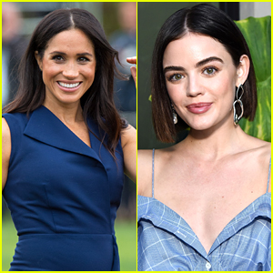 Meghan Markle & Lucy Hale Once Starred Together In An Unaired TV Pilot