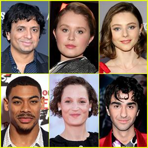M. Night Shyamalan's Top Secret Movie Sets a Cast!