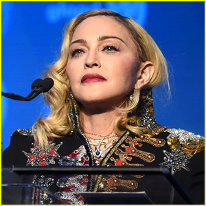 Madonna Posts a NSFW Photo & Has a Message for Those That Don't Like It