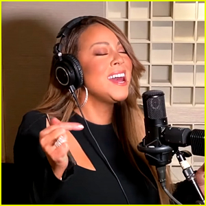 Mariah Carey Mashes Up 'Through the Rain' with 'Make It Happen' for Telethon Performance