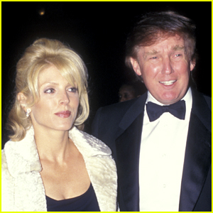 Trump's Ex-Wife Marla Maples Wears a Mask in New Selfie: 'I Choose Love'