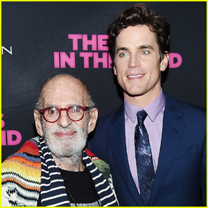 Matt Bomer Pays Tribute to Late 'Normal Heart' Writer Larry Kramer