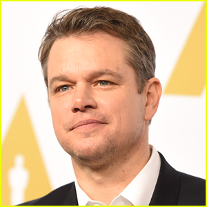 Matt Damon Reveals Why He's Quarantining in Ireland