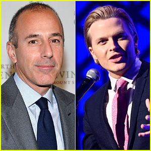 Matt Lauer Lashes Out at Ronan Farrow for Rape Allegation Reporting