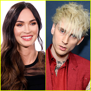 Megan Fox Spotted with Machine Gun Kelly Amid Rumors of Marriage Trouble