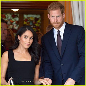 Meghan Markle & Prince Harry Are Dealing With Drone Flybys Over Their Los Angeles Home