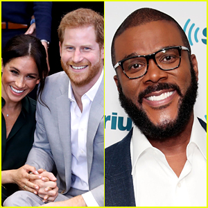 Meghan Markle & Prince Harry Are Living in Tyler Perry's Mansion in Beverly Hills!