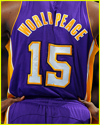 Metta World Peace Has Changed His Name Again