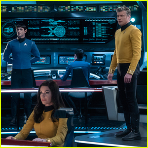 Ethan Peck & Anson Mount to Lead New 'Star Trek' Series for CBS All Access