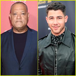Nick Jonas & Laurence Fishburne Set To Star in Thriller Movie 'The Blacksmith'
