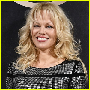 Pamela Anderson Says She Still Wears Iconic Red 'Baywatch' Bathing Suit!