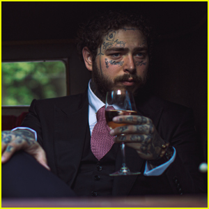 Post Malone Debuts New Line of Rose Called Maison No. 9