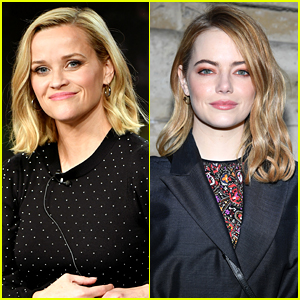 #WeThriveInside: Emma Stone & Reese Witherspoon Talk Mental Health Awareness Amid Pandemic