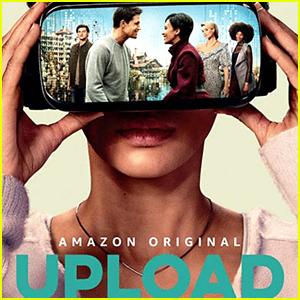 Robbie Amell's 'Upload' Gets Season 2 Renewal at Prime Video!