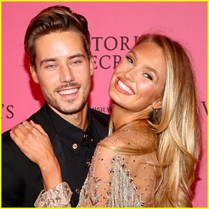 Victoria's Secret Angel Romee Strijd Is Pregnant After PCOS Diagnosis
