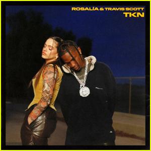 Rosalía & Travis Scott Debut 'TKN' - Read the Lyrics & Watch the Music Video!
