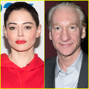 Rose McGowan Accuses Bill Maher of Making This Inappropriate & Lewd Comment to Her
