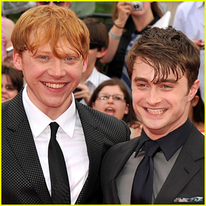 Here's Why Daniel Radcliffe Thinks Rupert Grint's Baby News Is 'Very Cool' But Also 'Super Weird'