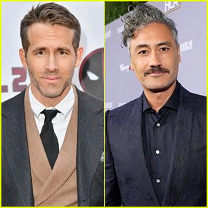Ryan Reynolds & Taika Waititi Joke That They Both Don't Know What 'Green Lantern' Is