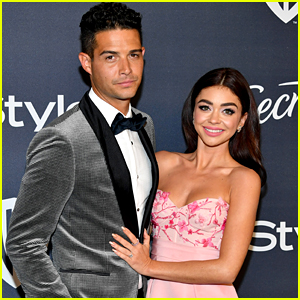 Wells Adams Reveals He & Sarah Hyland Have Put Wedding Planning on Hold For Now