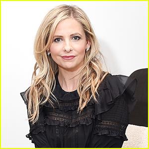 Sarah Michelle Gellar Wears Buffy's Original Prom Dress on Instagram
