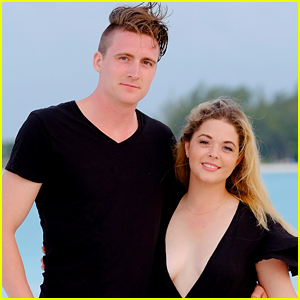Pretty Little Liars' Sasha Pieterse Is Pregnant, Expecting First Child with Hudson Sheaffer!