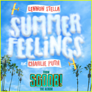 Listen To Lennon Stella & Charlie Puth's New Song 'Summer Feelings' From The 'SCOOB!' Soundtrack!
