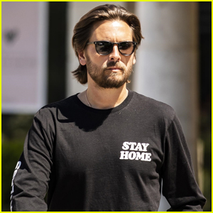 Scott Disick Steps Out for First Time After Leaving Rehab & Break Up with Sofia Richie